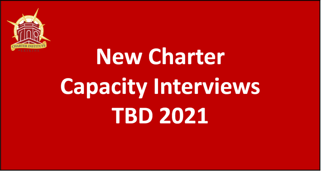 New Charter Capacity Interviews